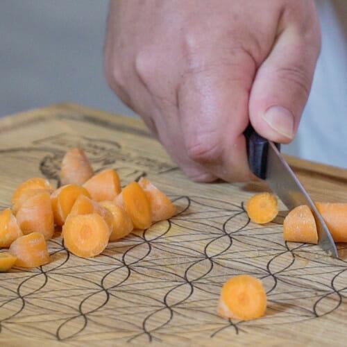 Karottencreme
