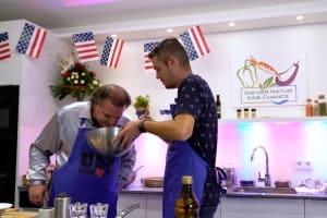 5. Kochshow noch buchen mit Joscha Reinheimer