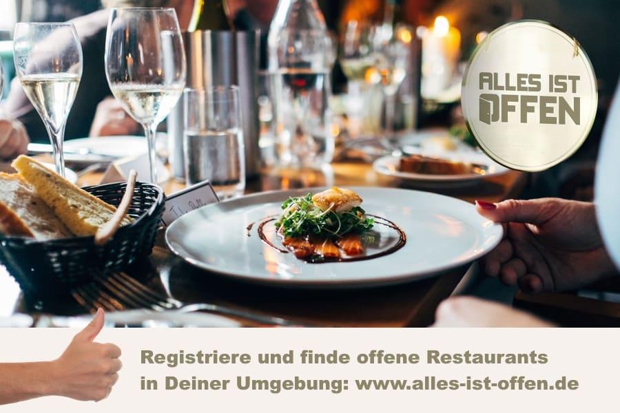 www.alles-ist-offen.de Registriere und finde offene Restaurants in Deiner Umgebung