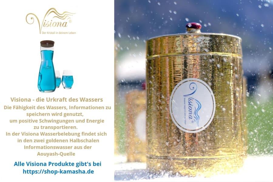 Visiona - die Urkraft des Wassers