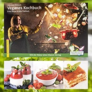 Veganes Kochbuch ISBN 9783948823009
