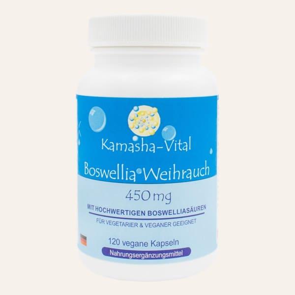 Boswellia Weihrauch vegane Kapseln
