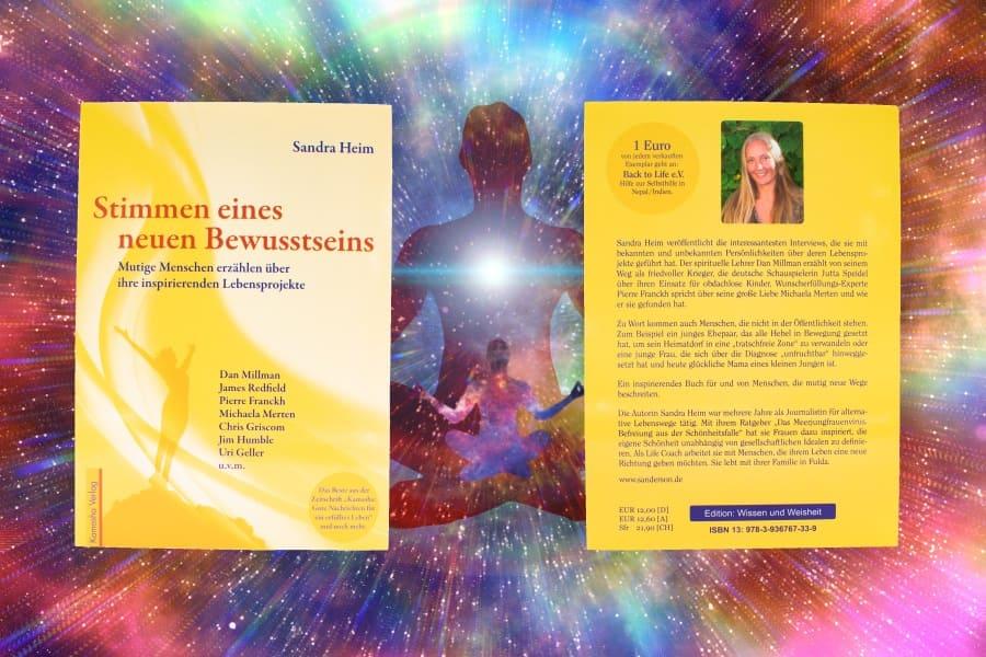 Buch Stimmen eines neuen Bewusstsein 978-3-936767-33-9