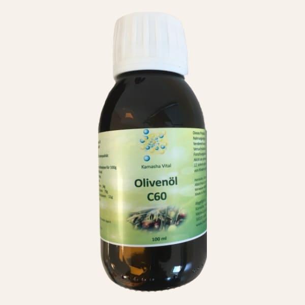 C60 Fulleren Olivenöl