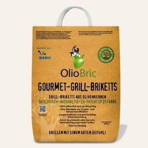 Oliobric 3 kg für das vegane Grillen