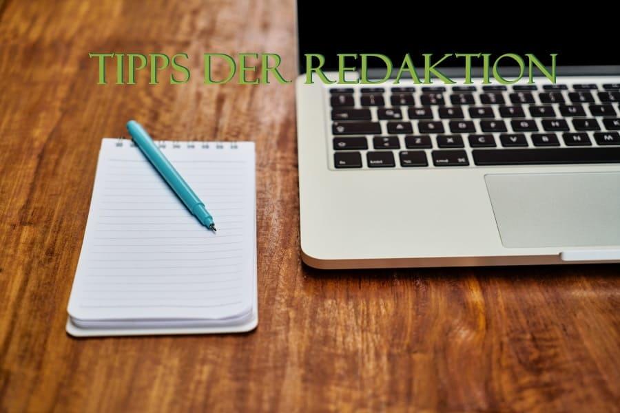 Tipps der Redaktion