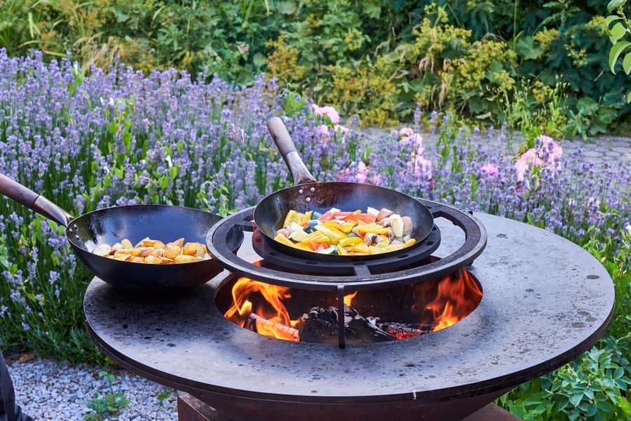 Vegan Grillen mit eigener Barbecue Sosse
