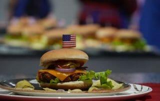 USA-Feeling mit veganer BBQ-Soße