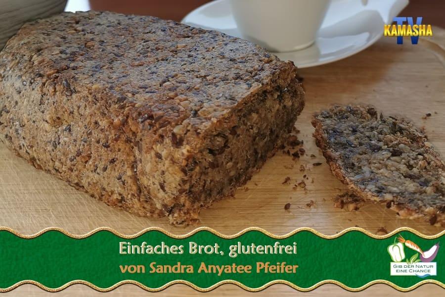 einfaches Brot glutenfrei fördert die Darmgesundheit